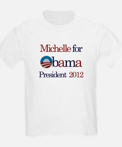 Michelle for Obama 2012 T-Shirt