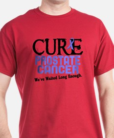 CURE Prostate Cancer 3 T-Shirt