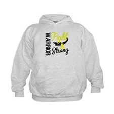 Sarcoma Warrior Fight Hoodie