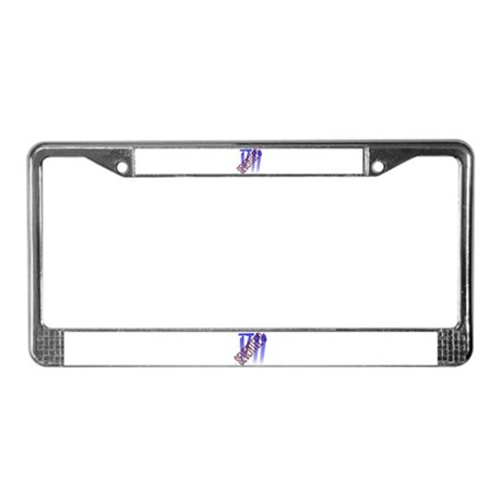SevenTee's License Plate Frame
