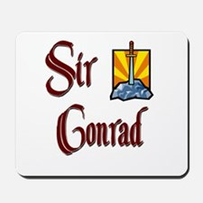 Sir Conrad Mousepad