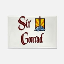 Sir Conrad Rectangle Magnet