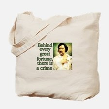 Balzac Quote Tote Bag