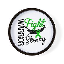 Cancer Warrior Fight Wall Clock