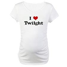 I Love Twilght Shirt
