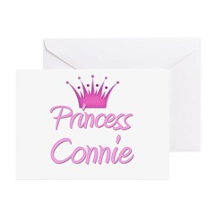Princess Connie Greeting Cards (Pk of 10)