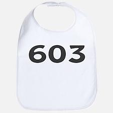 603 Area Code Bib