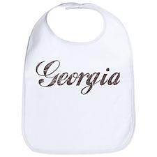 Vintage Georgia Bib