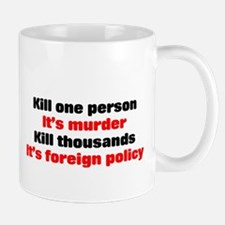 Kill one person Mug