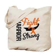 Leukemia Warrior Fight Tote Bag