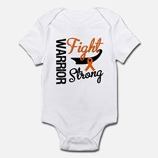 Leukemia Warrior Fight Infant Bodysuit