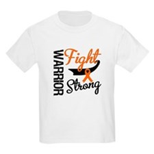 Leukemia Warrior Fight T-Shirt
