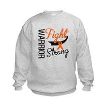 Leukemia Warrior Fight Sweatshirt