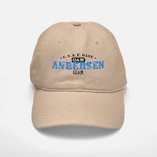 Andersen Air Force Base Baseball Baseball Cap