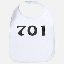 701 Area Code Bib