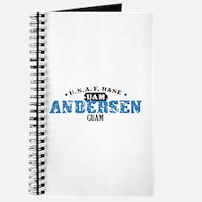 Andersen Air Force Base Journal