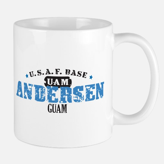 Andersen Air Force Base Mug
