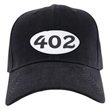402 Area Code Baseball Hat