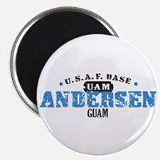 Andersen Air Force Base Magnet