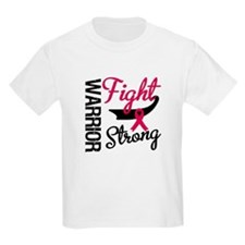 Myeloma Warrior Fight T-Shirt