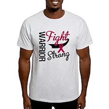 Myeloma Warrior Fight T-Shirt