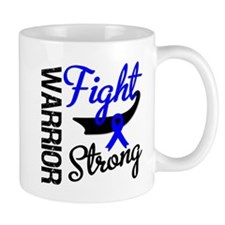 Colon Cancer Warrior Small Mug