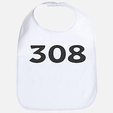 308 Area Code Bib