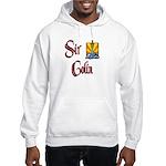 Sir Colin Hooded Sweatshirt