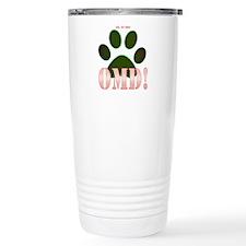 Oh, my Dog! Travel Coffee Mug
