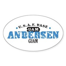 Andersen Air Force Base Decal