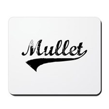 Worn Out Mullet Mousepad