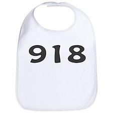 918 Area Code Bib
