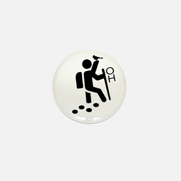 Cute Obnoxious Mini Button