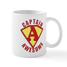 Captain Awesome 3 Mug