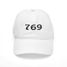769 Area Code Baseball Baseball Cap