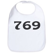 769 Area Code Bib