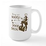 Booty Large Mug