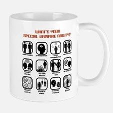 Vampire Abilities Mug