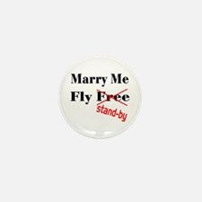 Marry Me! Mini Button (10 pack)