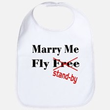 Marry Me! Bib