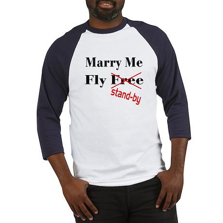 Marry Me! Baseball Jersey