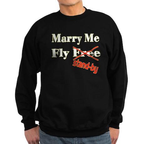 Marry Me! Sweatshirt (dark)