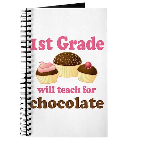 Funny 1st Grade Journal