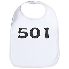 501 Area Code Bib