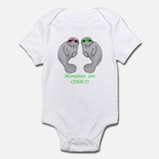 Cool Manatee Infant Bodysuit