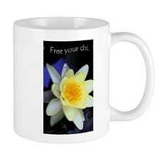 FreeYourChiTempus_Waterlily copy Mugs