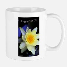 FreeYourChiTempus_Waterlily copy Mugs