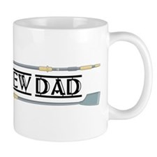 Crew Dad Small Mug