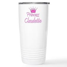Princess Claudette Travel Mug