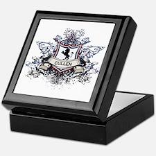 Cullen Crest Keepsake Box
